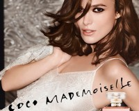 First look: Keira Knightley's third Chanel Coco Mademoiselle ad campaign (pics + video!)