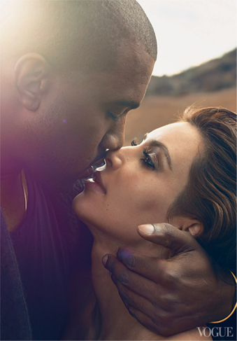 Kimye get their Vogue cover, M&S reveal new Leading Ladies, and Kristen Stewart's Chanel pics leak