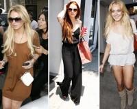 Lindsay Lohan's Sober Style