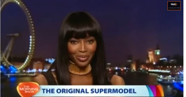 What did Naomi Campbell really think of Kim Kardashian's Vogue cover?