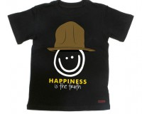 Pharrell Williams wants to make us happy with T-shirts
