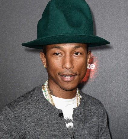 Pharrell Williams collaborates with Adidas Originals