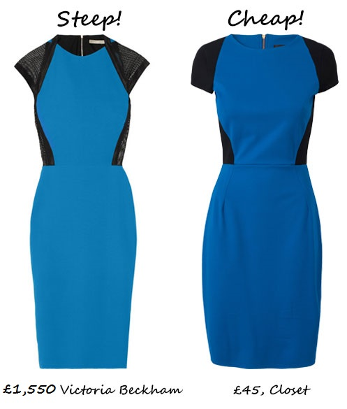 Steep vs. Cheap: The ultimate work dress