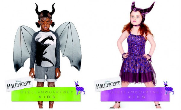 Stella McCartney designs Maleficent inspired clothing collection