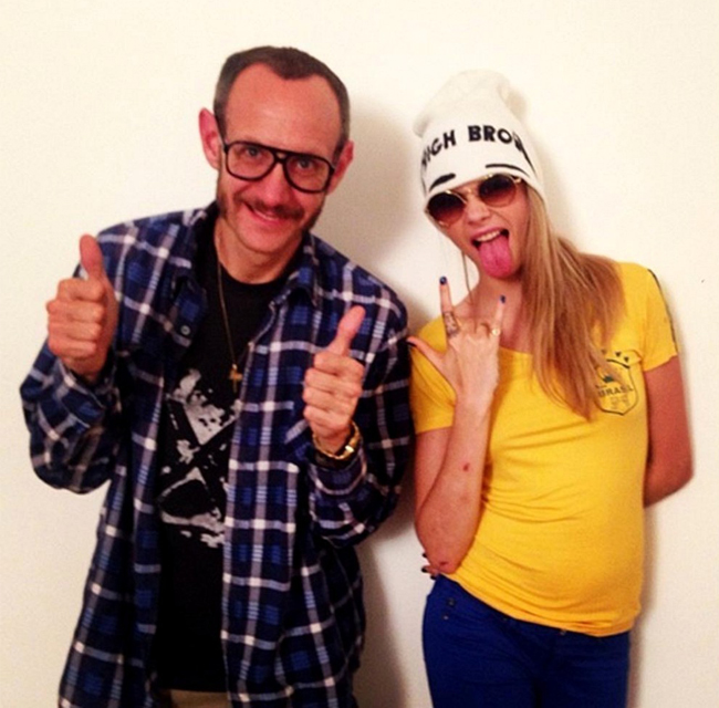 terry-richardson-cara-delevingne-instagram