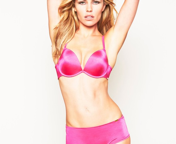 Lunchtime Buy: Ultimo hot pink OMG plunge bra