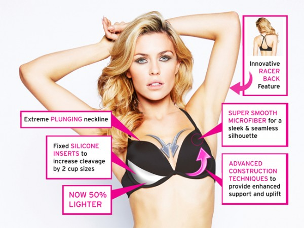 The Ultimo OMG Plunge Bra gets a make-over