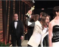 WATCH: Highlights from The Vanity Fair Oscar Party