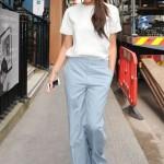 Victoria Beckham does springtime simplicity