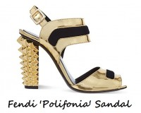 Fendi Polifonia sandals: Yay or Nay?