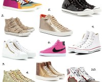 10 High-tops every sneaker addict needs