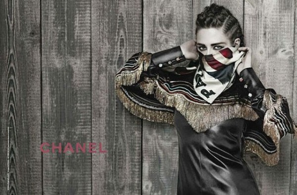 First look: Kristen Stewart for Chanel's Métiers d'Art collection