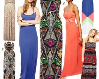 7 Maxi dresses for all occasions (and budgets)