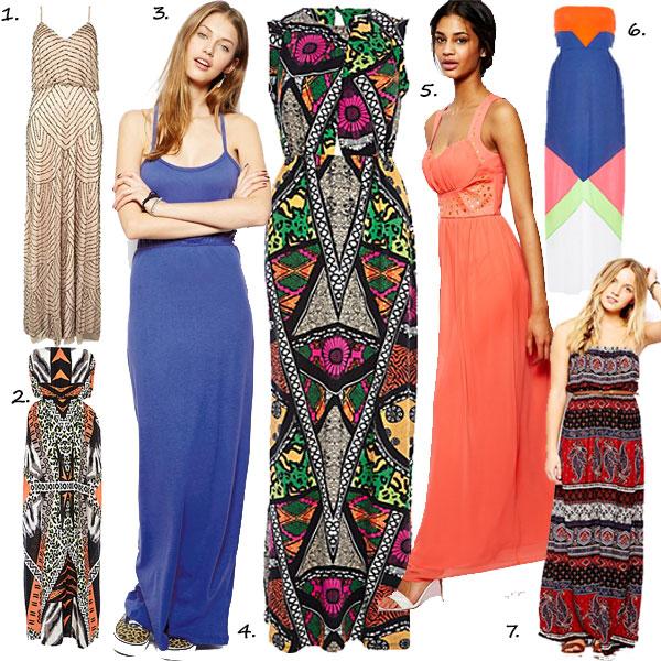 Maxi-dresses
