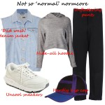 How to do normcore without completely giving it away