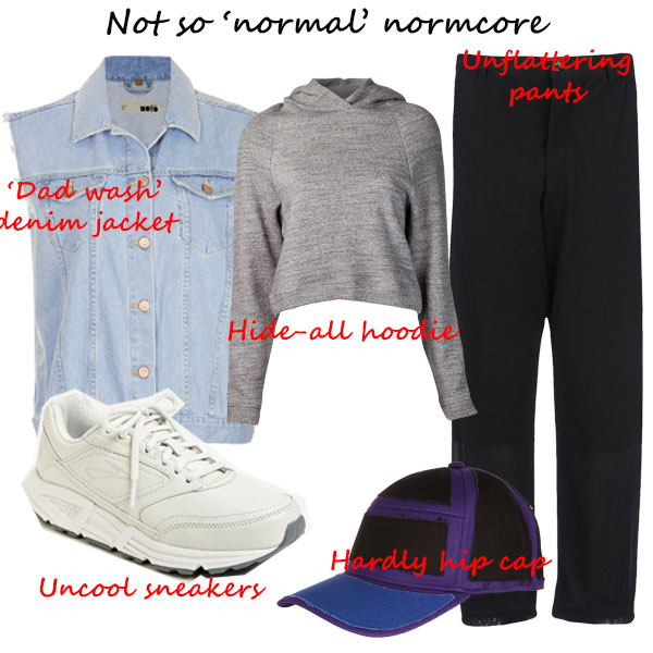 Normcore-collage