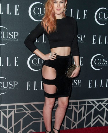 Rumer Willis is Worst Dressed of the Week in Franziska Fox