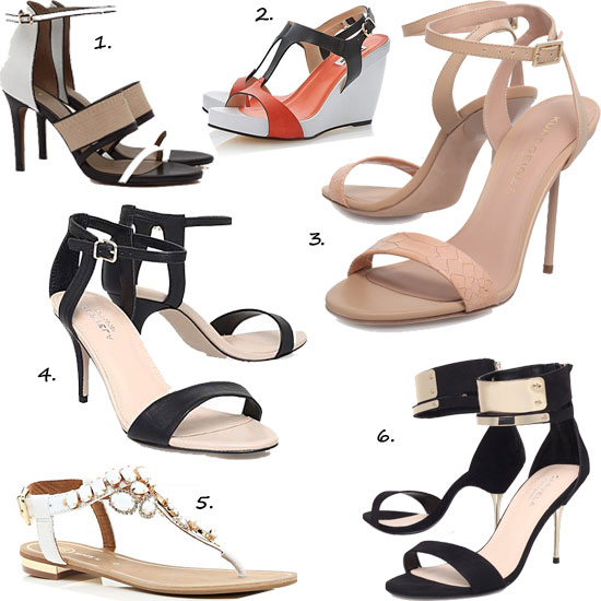 6 sandals guaranteed to up your shoe game