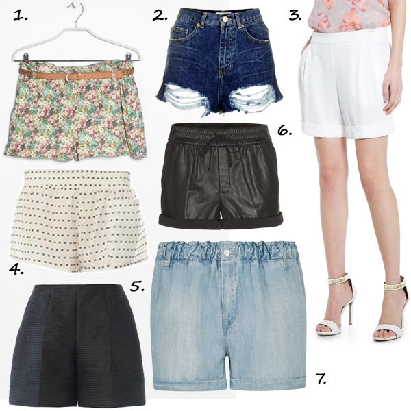 7 All-season shorts to slip into right now!