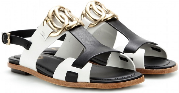 Tod's leather sandals: Yay or Nay?