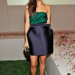 Ashley Madekwe is luscious in Lanvin