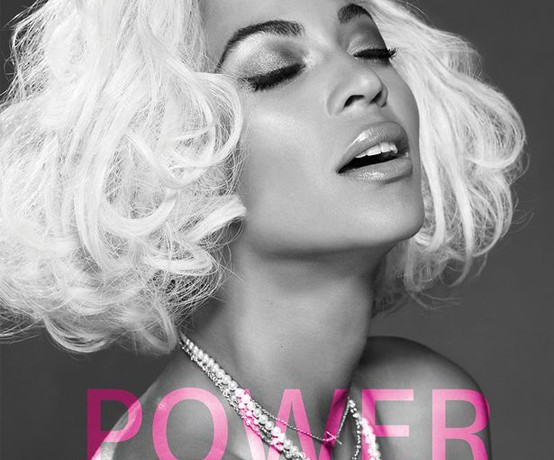 Beyonce poses topless and pays homage to Marilyn Monroe on Out's 'Power' issue