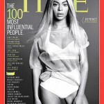Beyonce covers Time's '100 Most Influential People' issue