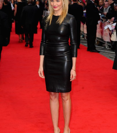 Cameron Diaz wears skin-tight The Row to 'The Other Woman' London premiere