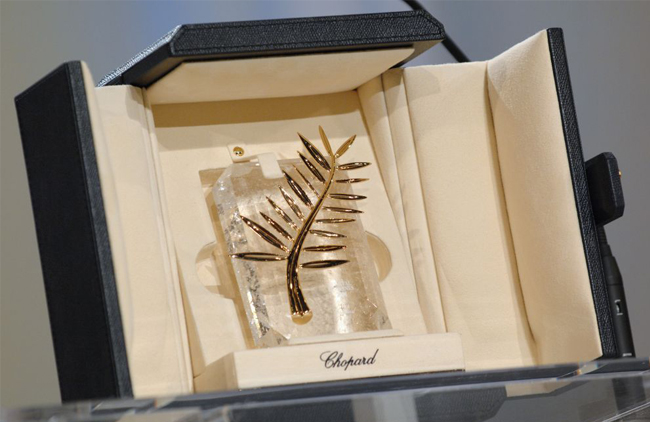 The Cannes Film Festival Palme d'Or is now eco-friendly!