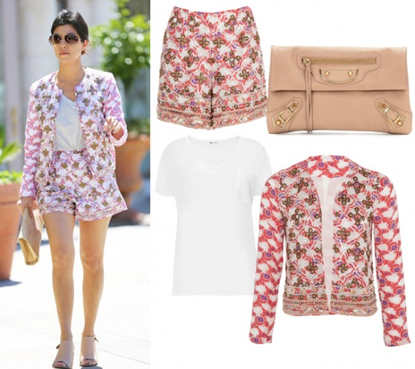 Get Kourtney Kardashian's matching ASOS look