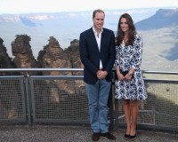 Kate Middleton wears Diane von Furstenberg wrap dress in Australia, sells out in eight minutes