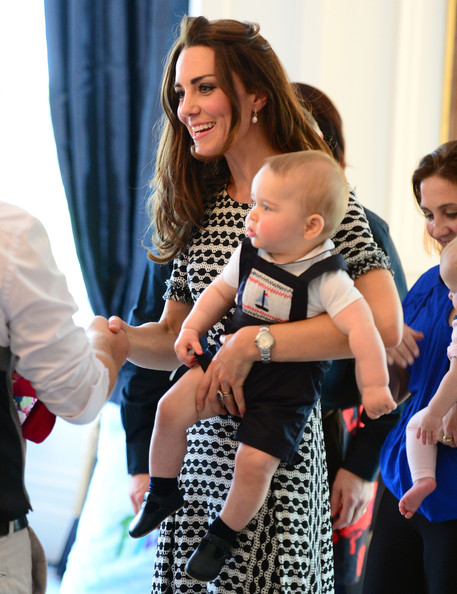 Kate Middleton's Tory Burch dress sells out in a few hours