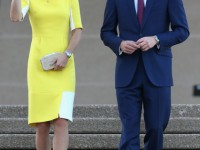 kate middleton yellow roksanda ilincic dress