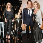 Kate Moss launches her Kate Moss for Topshop collection in Oxford Street!