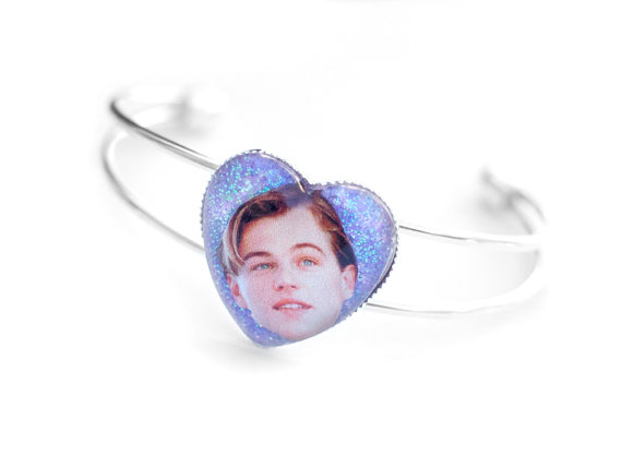Lunchtime Buy: Spacetrash Leonardo DiCaprio cuff bracelet