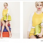 Michelle Williams returns for Louis Vuitton's spring/summer 2014 ad campaign