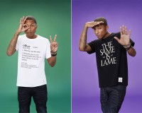 First look at Pharrell Williams' Uniqlo collection