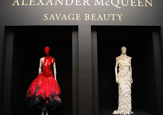 Alexander McQueen: Savage Beauty is finally coming to London!