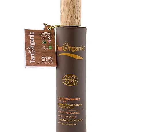 Lunchtime Buy: TanOrganic original self tan
