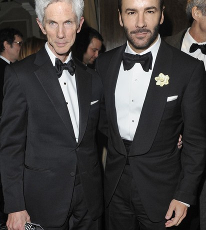 Tom Ford is a married man!