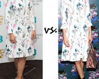 Lea Seydoux vs. Alexa Chung…Who wore Miu Miu better?