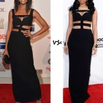 Brandy vs. Nicki Minaj…Who wore Alexander McQueen better?
