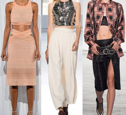 Crop tops: to wear, or not to wear?