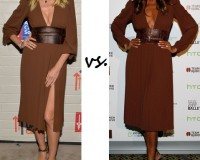 Heidi Klum vs. Iman…Who wore Michael Kors better?
