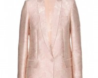 Lunchtime Buy: Stella McCartney jacquard blazer