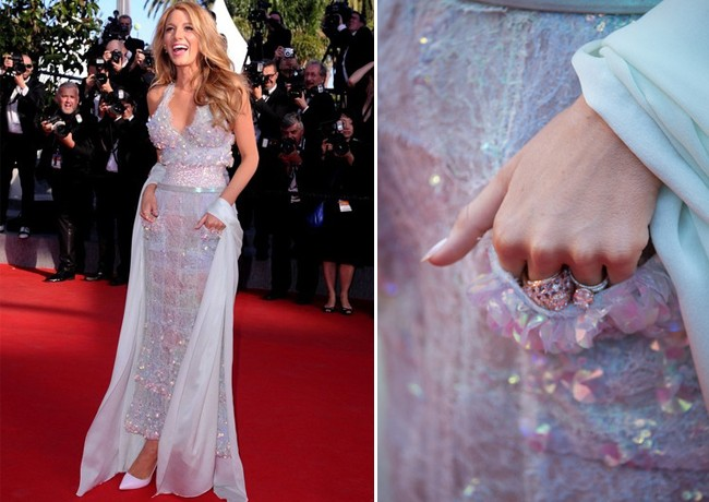 Blake Lively, Chanel and a Cannes Film Festival red carpet = perfection!