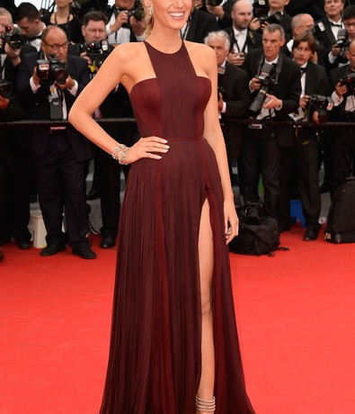 Blake Lively owns the Grace of Monaco red carpet at the Cannes Film Festival