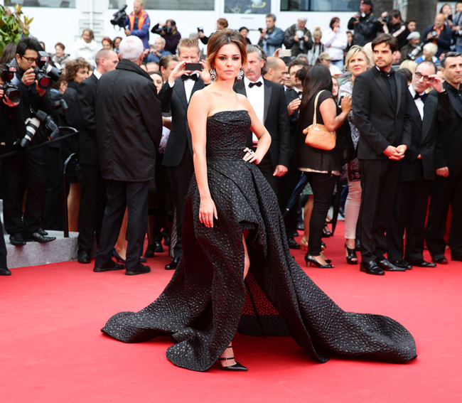 cheryl-cole-cannes-film-festival-2014-monique-lhuillier