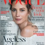 Christy Turlington returns to British Vogue for the Ageless Style issue