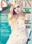 elle fanning fashion cover image